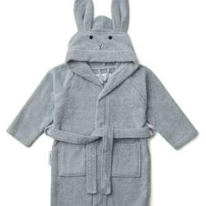 Peignoir Lily Lapin bleu 5-6 ans – LIewood