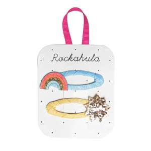 Barrettes Rainbow soleil – Rockahula