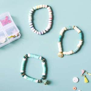 Kit DIY bracelets Heishi – La Petite Epicerie