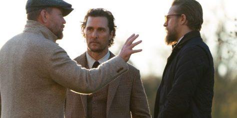 Charlie Hunnan & Matthew McConaughy in Guy Ritchie's The Gentlemen recensie