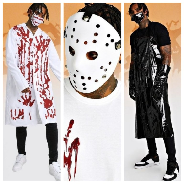 easy Halloween outfits