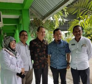 Kasubdit kurikulum Kemenag RI pantau USBN Man2 Model Makassar
