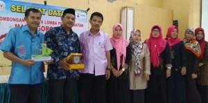 Kunjungan Muhibah Man 1 kota Gorontalo