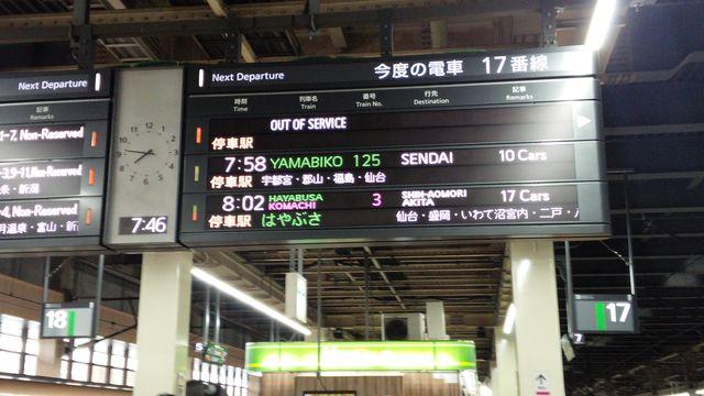 東北Project Tour!
