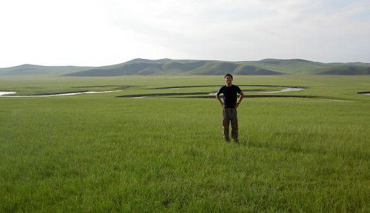 草原・水辺の植生