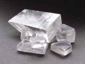 イオン結晶とその利用