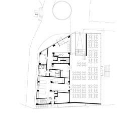 plan parter _ Hotel Floreasca