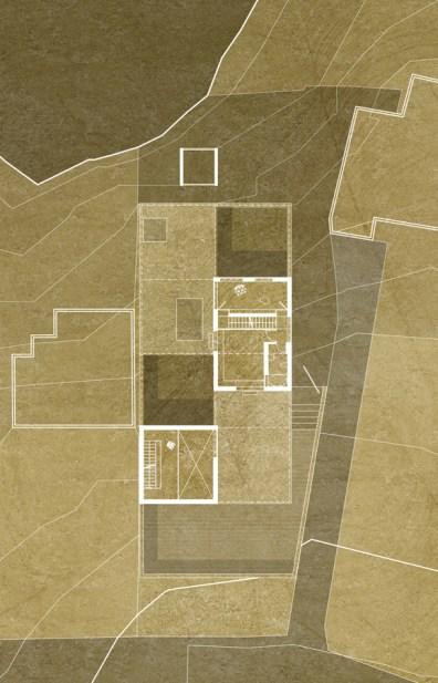 plan etaj 1 _ casa CJ