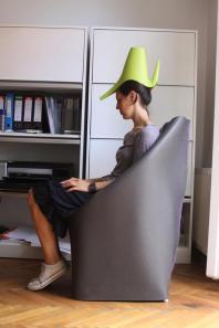 19 _ husa scaun