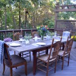 A Farmhouse Table & Outdoor Dinner Party