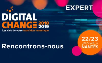 Pourquoi participer au digital change à Nantes?