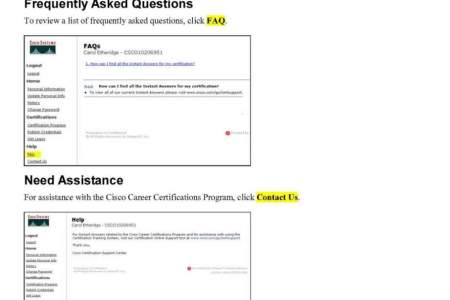 Free Resume 2018 » cisco certification tracking system | Free Resume