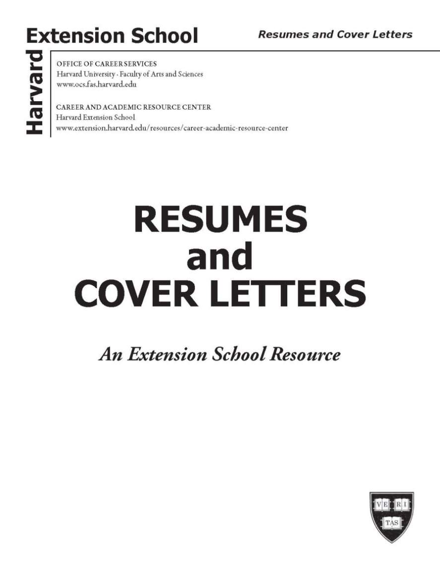 harvard mba resume book 2016 2017 student forum