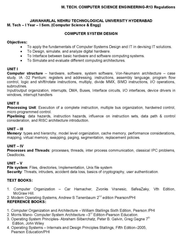 Database Security Jntu Syllabus