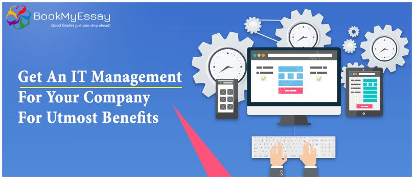 IT Management assignment help