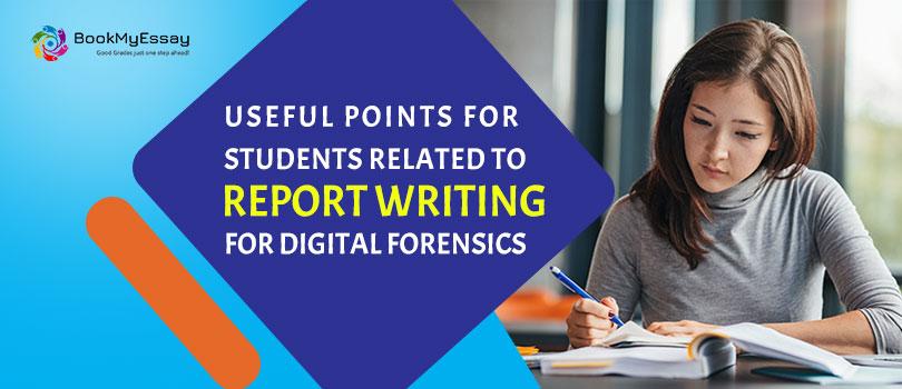 Report Writing Help