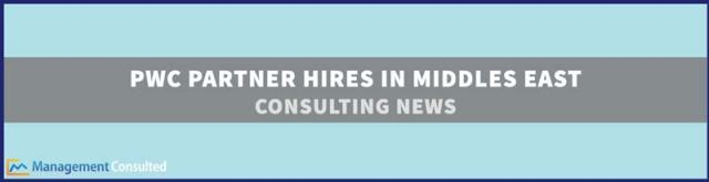 PWC Partner recrute à Middles East, PwC Middle East, Middle East Consultants, PwC Growth