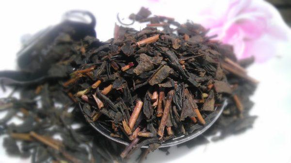 北限の村上茶 富士美園20130403 雪国紅茶2012 -茶葉