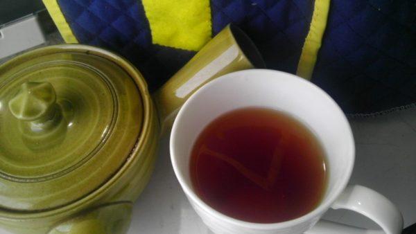 伸晃園(塗木製茶工場)20130725 知覧紅茶かなや2013 -茶液
