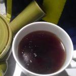 磯田園製茶20130801やぶきた熟成国産紅茶2012 -茶液