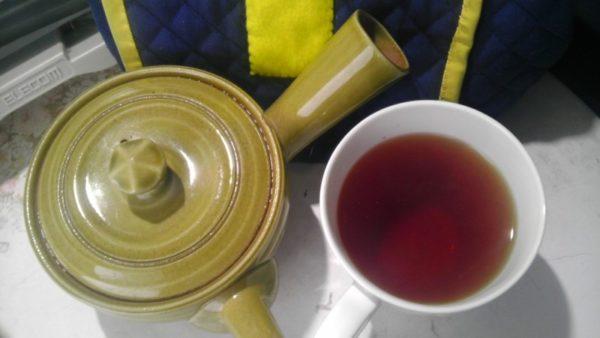 富山紅茶の会20130901 富山あさひの紅茶2012 -茶液