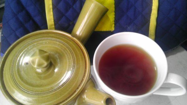 おごせ茶園20130916 おごせ茶園和紅茶2012 -茶液