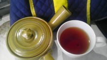 国産紅茶20130926山片おくみどり2