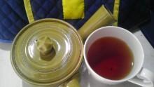 国産紅茶20130930おぼろ紅茶赤2