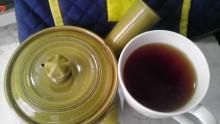国産紅茶20131005さざんか紅茶2