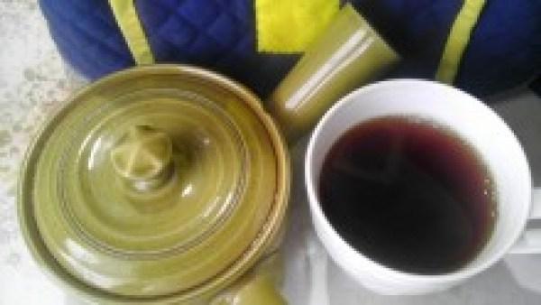 国産紅茶20131011 南山城紅茶べにふうき2013 -茶液
