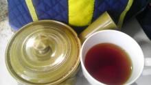 国産紅茶20131013山片茶園かなやみどり2