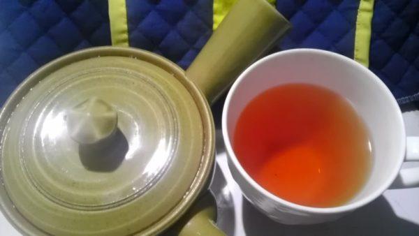 山片茶園20131023 田舎のお茶やの紅茶です!在来春2013 -2