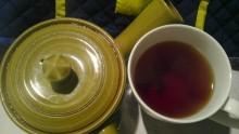 国産紅茶20131028富士山紅茶2