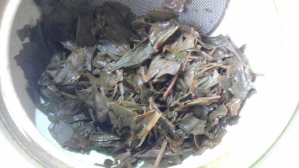 国産紅茶20131031 水車むら紅茶五月 -3