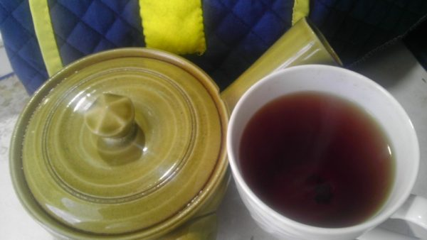 国産紅茶20131108永谷農園永谷の手作り 宇治の紅茶2013 -2