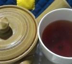 国産紅茶20131111 天の上紅茶 -2