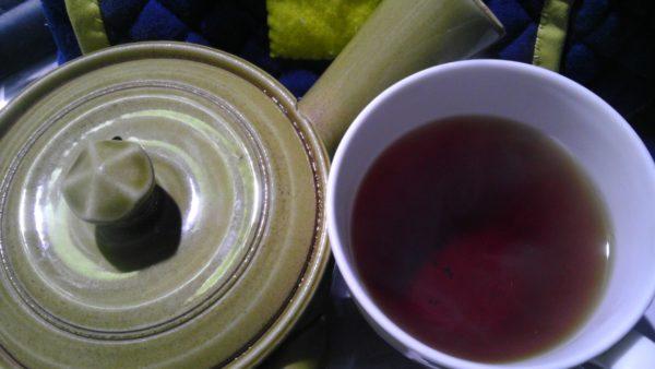 国産紅茶20140115 豊好園紅茶さえみどり -2