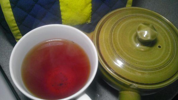 国産紅茶20140112井村製茶やぶきた 菊川紅茶 -2