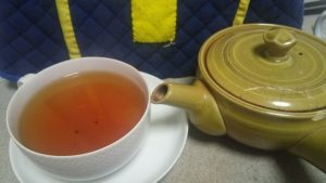 国産うれしの紅茶ふじかおり2015SF -2