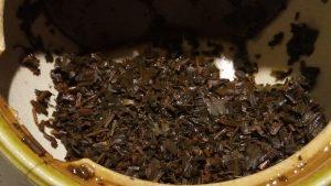 【奈良県】中尾農園:奈良和観音紅茶(十年秘蔵)2016-3