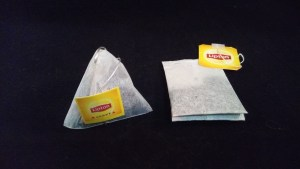 リプトンの紅茶で販売国が違う 紅茶比較1