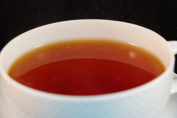 【静岡県】紅茶専門店 紅葉~くれは~: 天香2017 (製造:井村製茶)-茶液