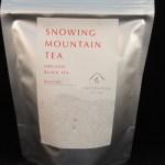 【福岡県】お茶の千代乃園:矢部紅茶SNOWING MOUNTAIN TEA2019-パッケージ