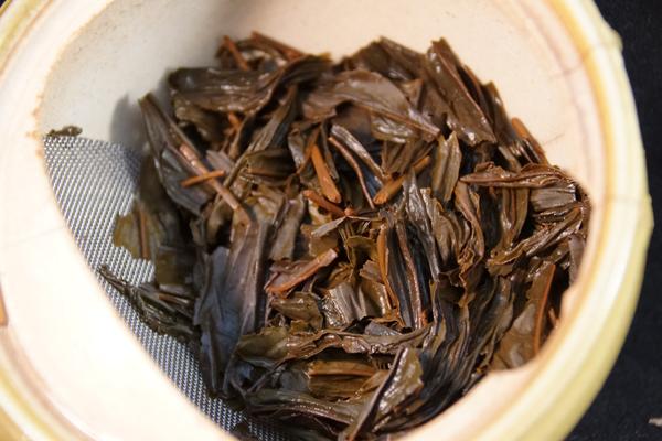 京都和束紅茶光らいざ2019 :和束紅茶【京都府和束町】-茶殻