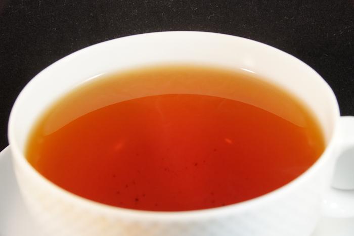 さくら紅茶2019 :桜野園 sakuranoen【熊本県水俣市】-茶液