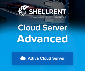 Cloud Server Advanced - Banner 300x250