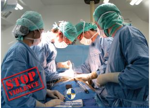 Comment gérer les agressions dans les établissements de santé ?  Témoignages d'experts et modes d'interventions