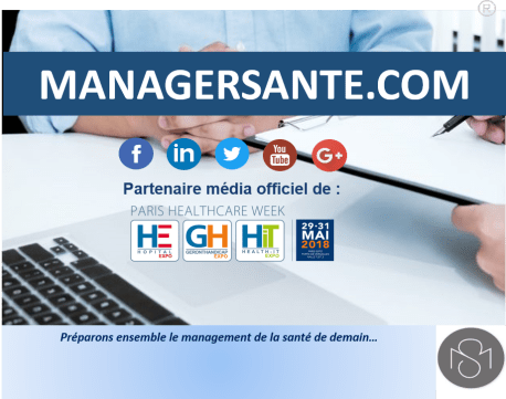 Bannière marketing MMS 2018 Google 5 Paris Healthcare Week 2018 Version 1, 18 03 2018