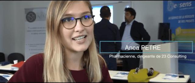 CMNFIS 14 Juin 2018 Anca PETRE Interview