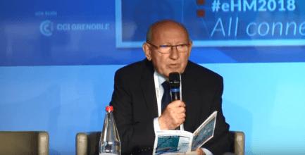 Dr Pierre SIMON, HealthWorld Monaco Mai 2018